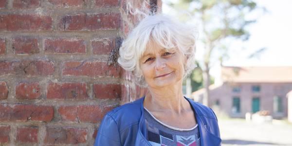Portrait de Jocelyne, ancienne habitante de la Cité des Électriciens