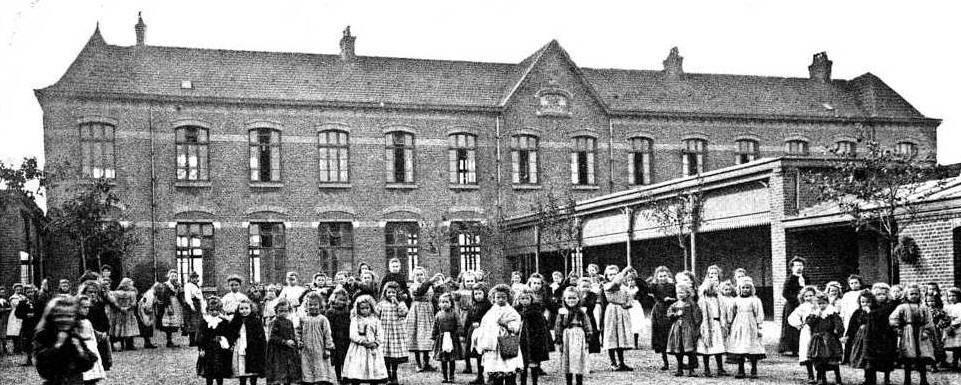 École des filles Marmottan - Bruay-La-Buissière