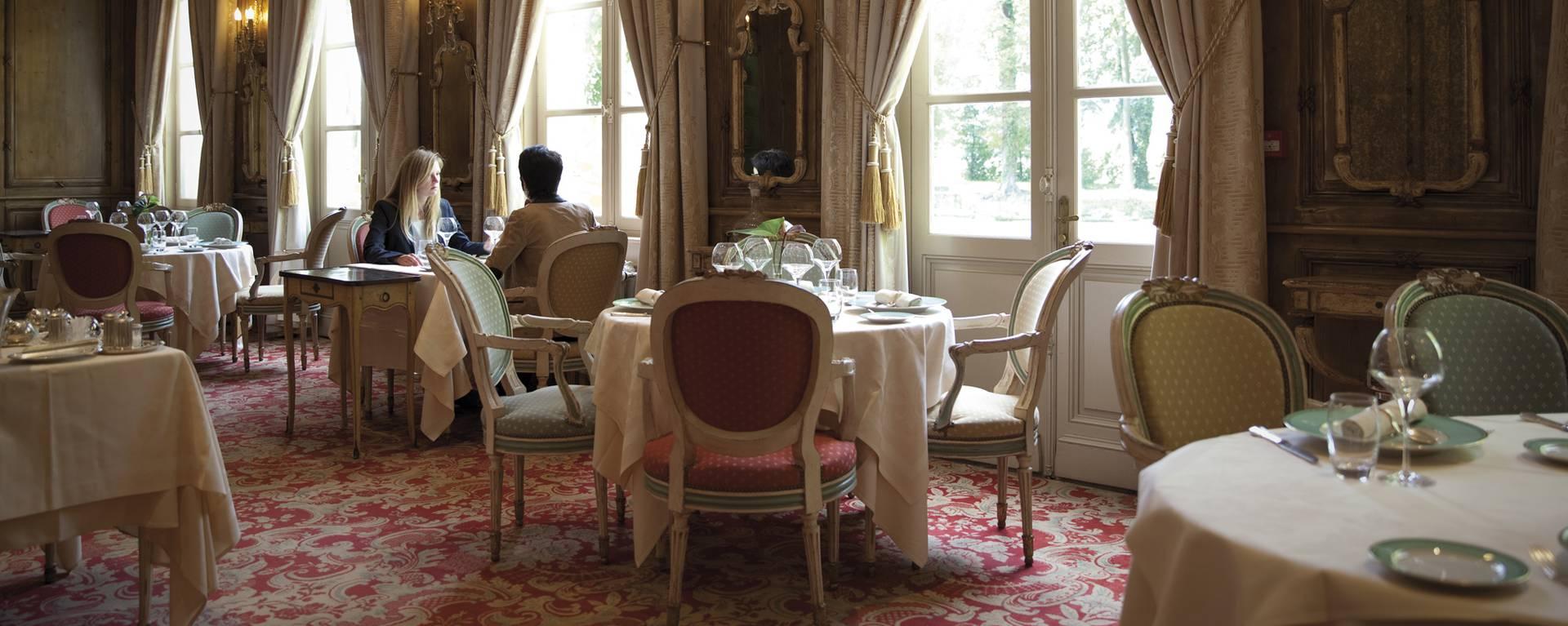 Restaurant gastronomique Le Robert II © Brigitte Baudesson