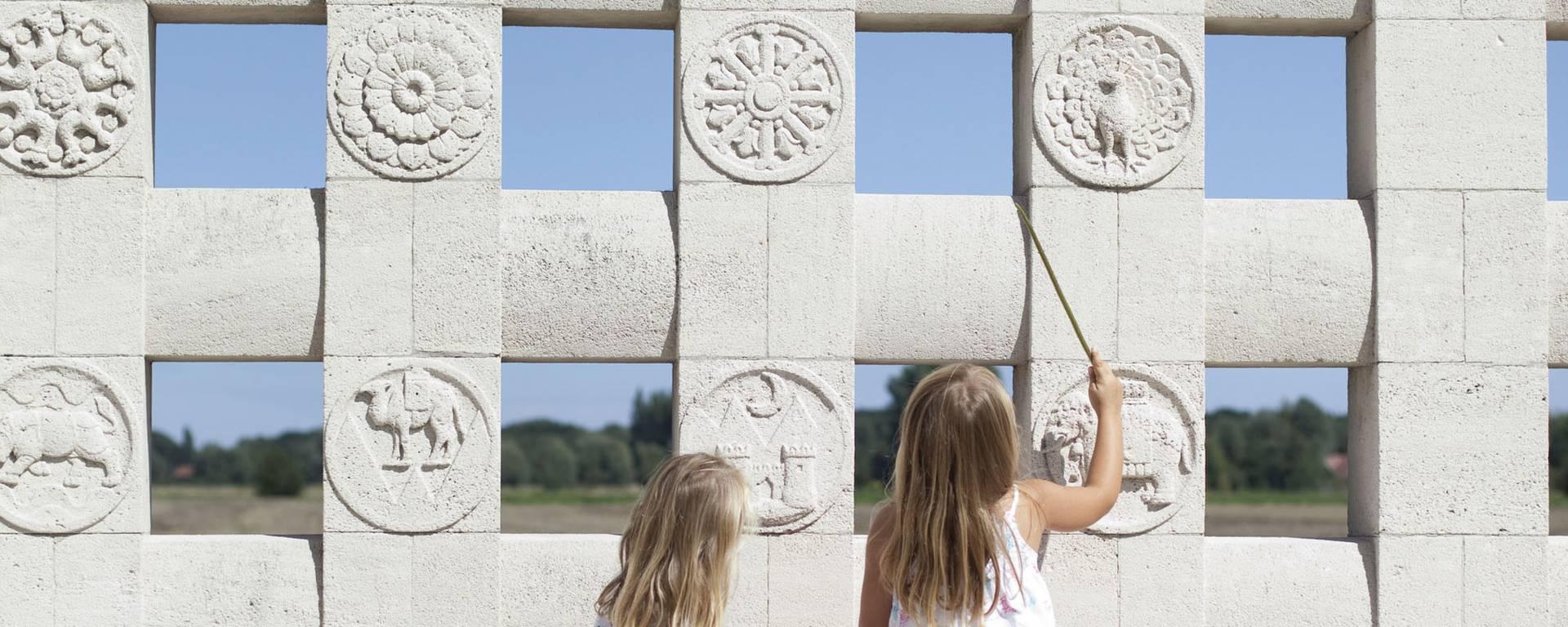 Neuve-Chapelle Indian Memorial - Richebourg © Brigitte Baudesson