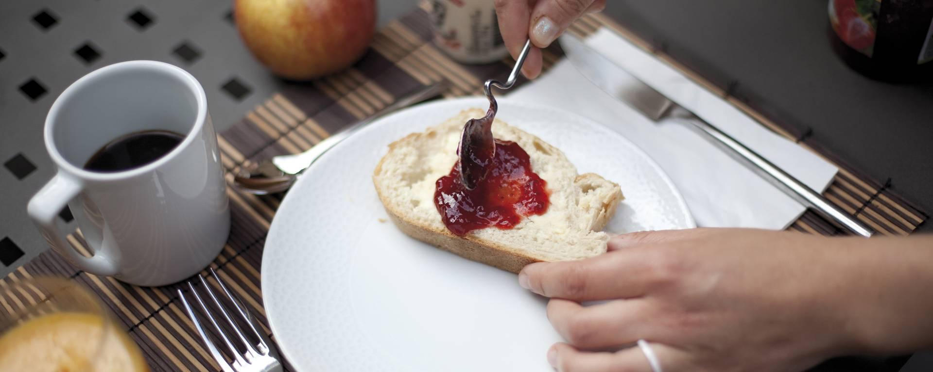 Un petit-déjeuner sur mesure aux Béthunoises © Brigitte Baudesson