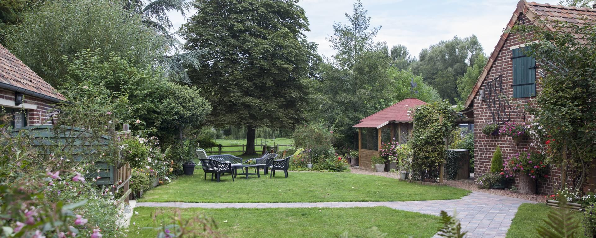 Gîtes, chambres et table d'hôtes Le Paddock du Val de Lys à Blessy