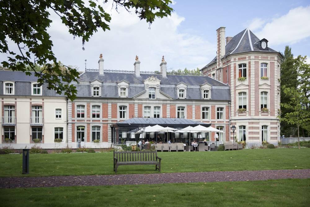 Le Château de Beaulieu à Busnes - Le Meurin - Le Jardin d'Alice - Rose Event