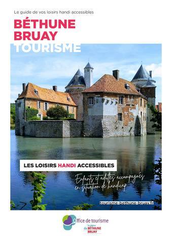 Le guide des loisirs handi accessibles de la région de Béthune-Bruay