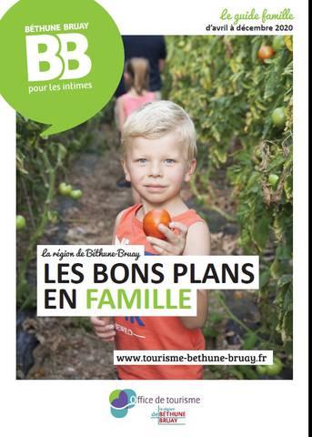 Guide famille de Béthune Bruay 2020