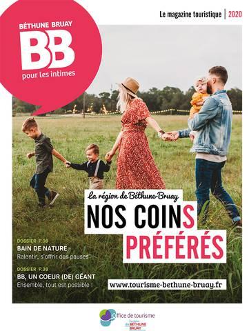 Magazine touristique de Béthune Bruay 2020