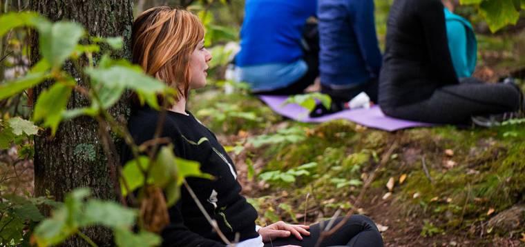 Balade méditative