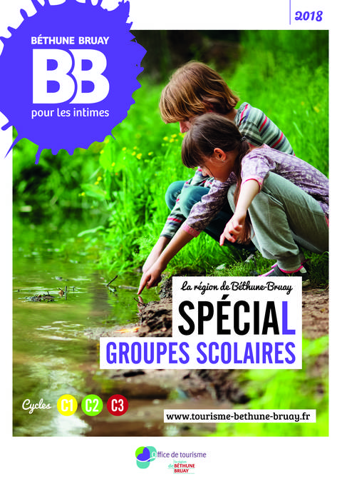 Brochure BB groupes scolaires 2018