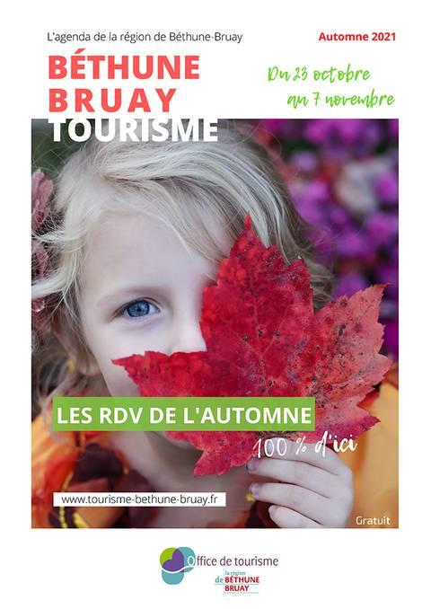 Agenda des vacances de la Toussaint dans la région de Béthune Bruay