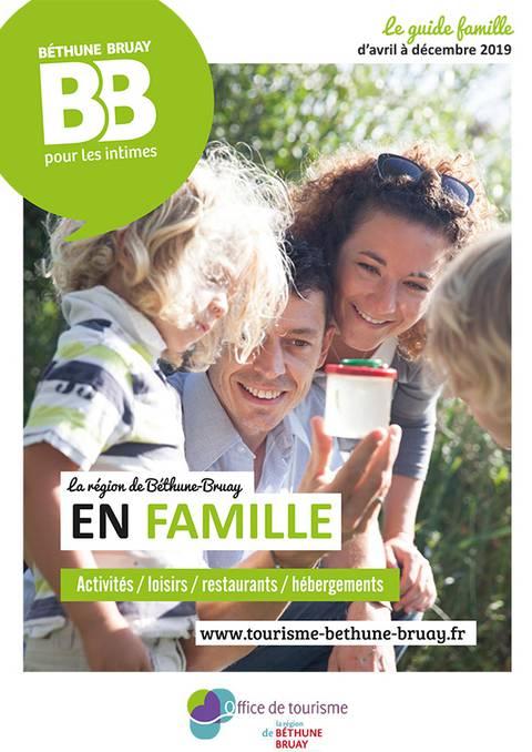 Guide famille de Béthune Bruay 2019