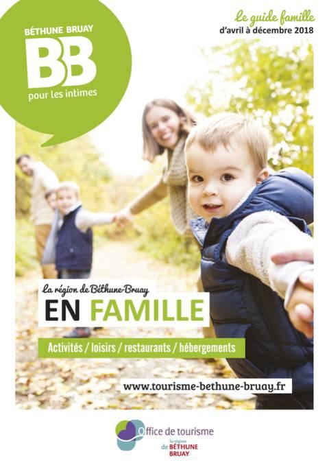 Guide famille de Béthune Bruay 2018