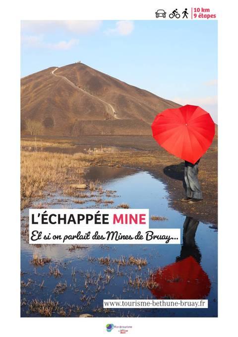 """Livret """"L'échappée Mine, et si on parlait des mines de Bruay..."""""""