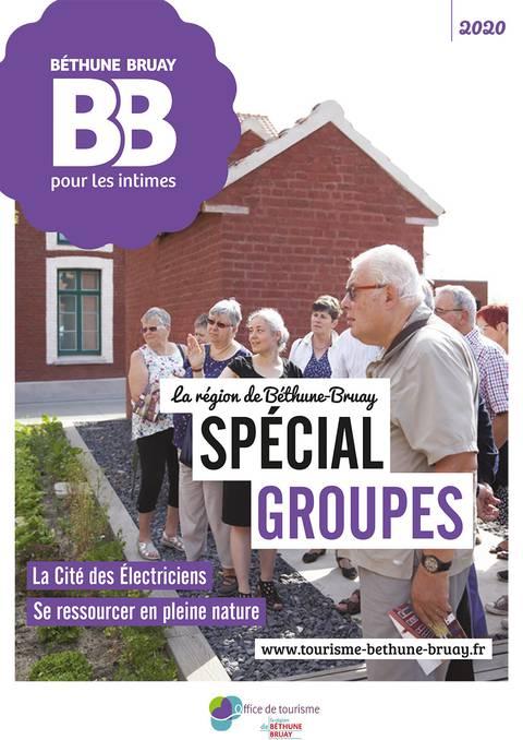 Brochure groupes adultes 2020 de la région de Béthune Bruay