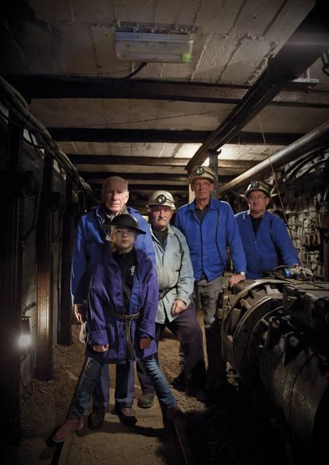 Le Musée de la mine Jacques Deramaux à Auchel
