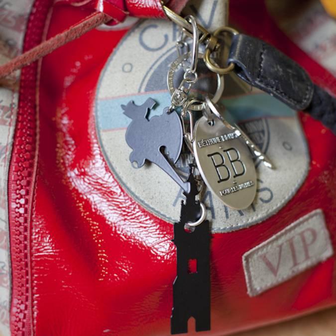 Porte-clefs : Beffroi - Beffy - BB -3€