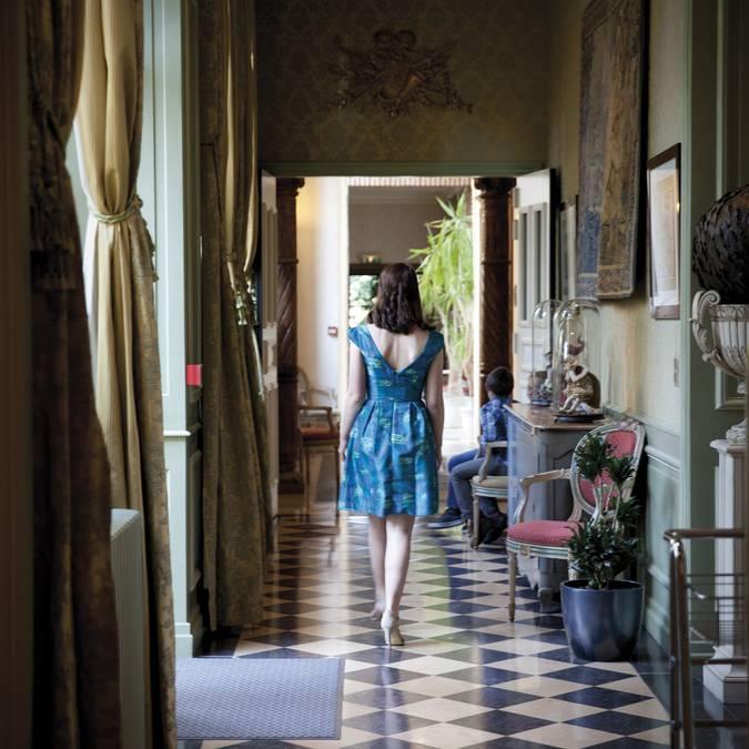 Ambiance belle époque - La Chartreuse © Brigitte Baudesson