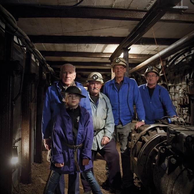 Musée de la mine d'Auchel © Brigitte Baudesson
