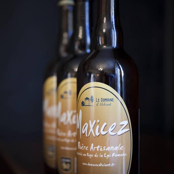 Bière Maxicez - 4€