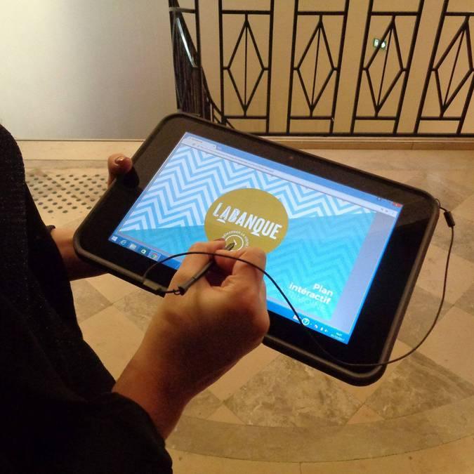 La tablette numérique - Labanque Béthune