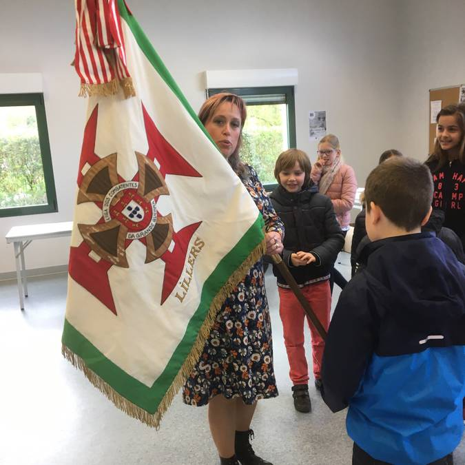 Commémoration de la Bataille de la Lys