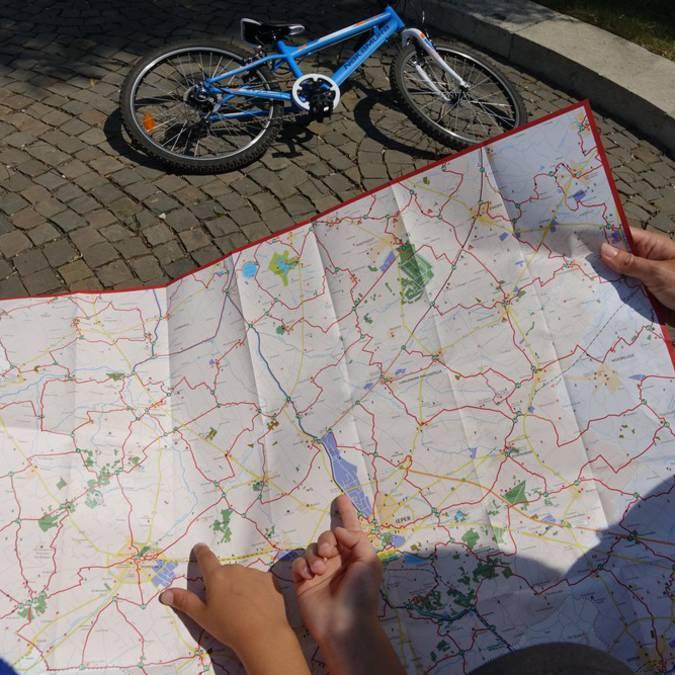 Le réseau points noeuds Vallée de la Lys et Monts de Flandre